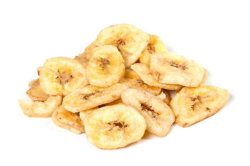 Organic banana chips. plastic free. zero waste. horsham. Sussex