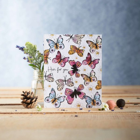 Flours, Yeast and Wildflower Seeded Cards In!