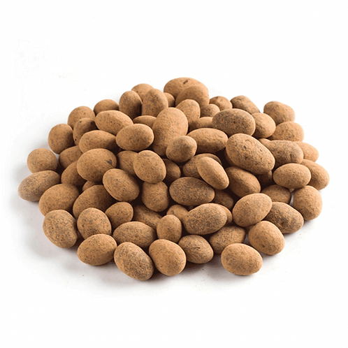 Organic Raw Chocolate Almonds. zero waste bulk foods. plastic free. horsham. dorking. online