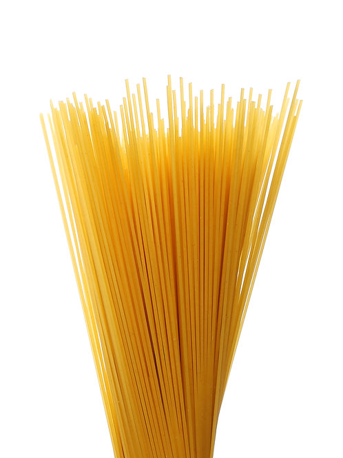 Organic white spaghetti. plastic free. zero waste. horsham. Sussex