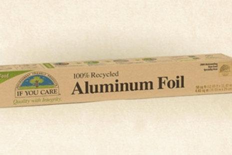 100% recycled aluminium foil. zero waste bulk foods. plastic free. horsham, Sussex, online