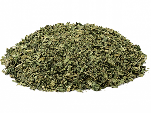 Dried Nettle Leaves. zero waste bulk foods. plastic free. online. horsham. dorking. surrey. sussex