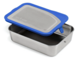 """Klean Kanteen Stainless Steel Lunch Box 6"""" x 8"""". zero waste bulk foods. plastic free. online. horsham"""