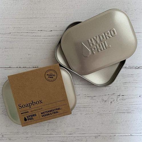 Stainless Steel Soap Box. zero waste bulk foods. plastic free. horsham. dorking. online