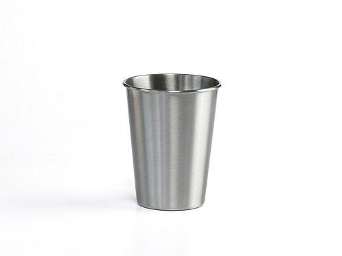 Stainless Steel Half Pint Cup. zero waste bulk foods. plastic free. horsham, sussex. dorking, surrey. online