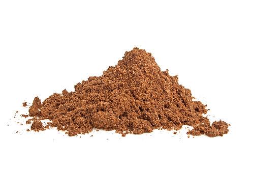 Organic Ground Nutmeg. zero waste bulk foods. plastic free. online. horsham. dorking. surrey. sussex