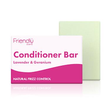 Lavender & Geranium conditioner bar by Friendly Soap. zero waste bulk foods. plastic free. online. horsham. sussex