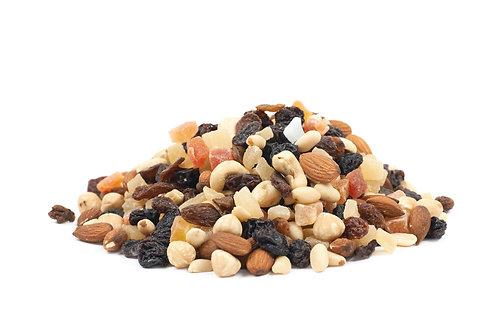 Organic fruit & nut mix. plastic free. zero waste. horsham. Sussex