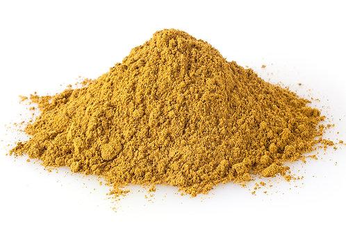 Organic Curry powder. plastic free. zero waste bulk foods. horsham. Sussex. online. dorking. surrey