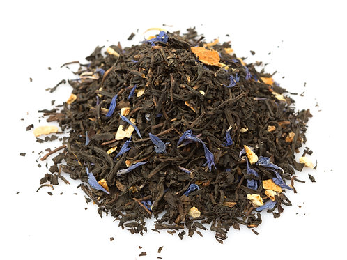 Organic loose leaf tea. Earl grey. plastic free. zero waste. horsham. Sussex