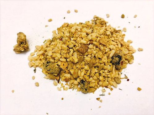 Savoury Nut Roast Mix. Plastic Free. Zero Waste. Horsham. Sussex. Online.