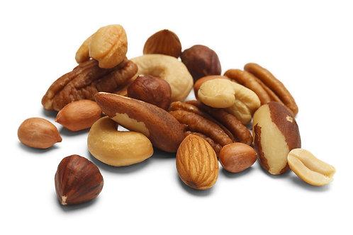Gourmet nut mix. plastic free. zero waste bulk foods. horsham. Sussex. online