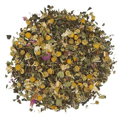 Ronnefeldt Loose Leaf Nightcap Tea. zero waste bulk foods. plastic free. online. horsham. dorking