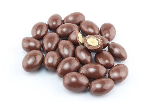Chocolate covered brazil nuts. plastic free. zero waste. horsham. Sussex