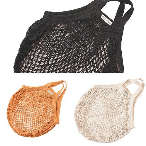 Organic cotton string bags. zero waste bulk foods. plastic free. online. horsham. sussex