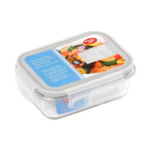 tala glass storage container 350ml. plastic free. zero waste bulk foods. horsham, dorking. online
