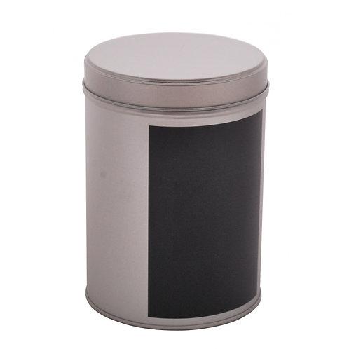 Chalk Tea Caddy - holds 200g tea . zero waste bulk foods. plastic free. online. horsham. dorking