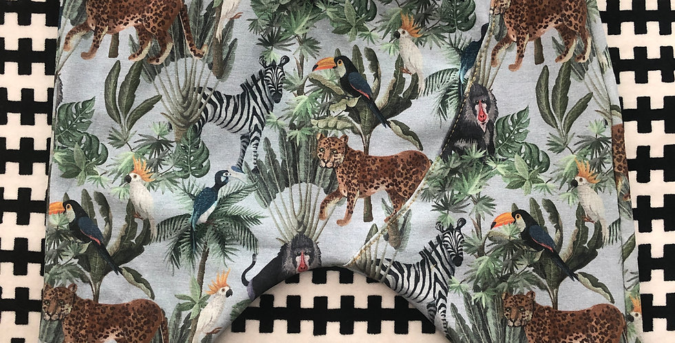 Safari Fancy Harem Leggings