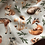 Thumbnail: Whimsical Forest Animals on Taupe