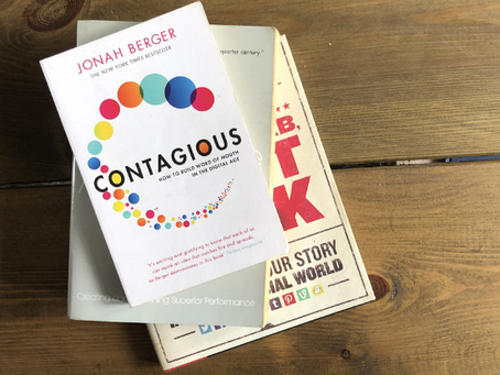 Book Review: Contagious