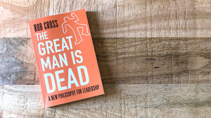 the great man is dead rob cross