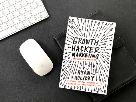 Better Business Books: Growth Hacker Marketing