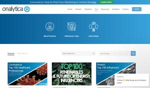 Onalytica Influencer Marketing Blog