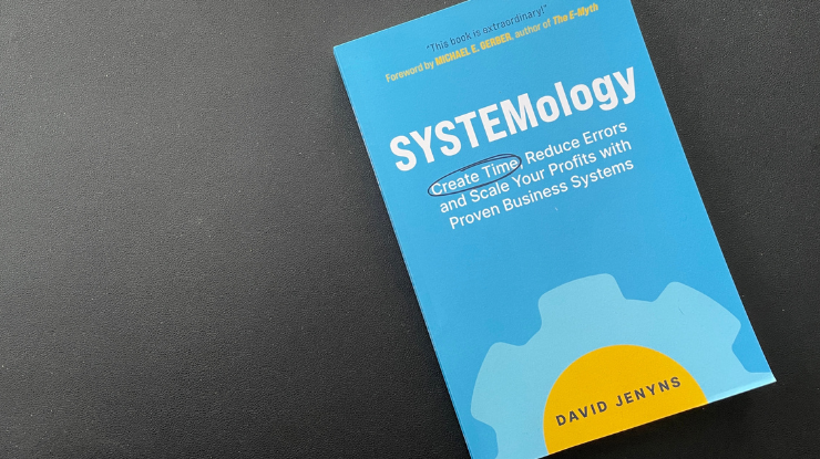 systemology business book david jenyns