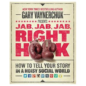 Book Review: Jab, Jab, Jab, Right Hook