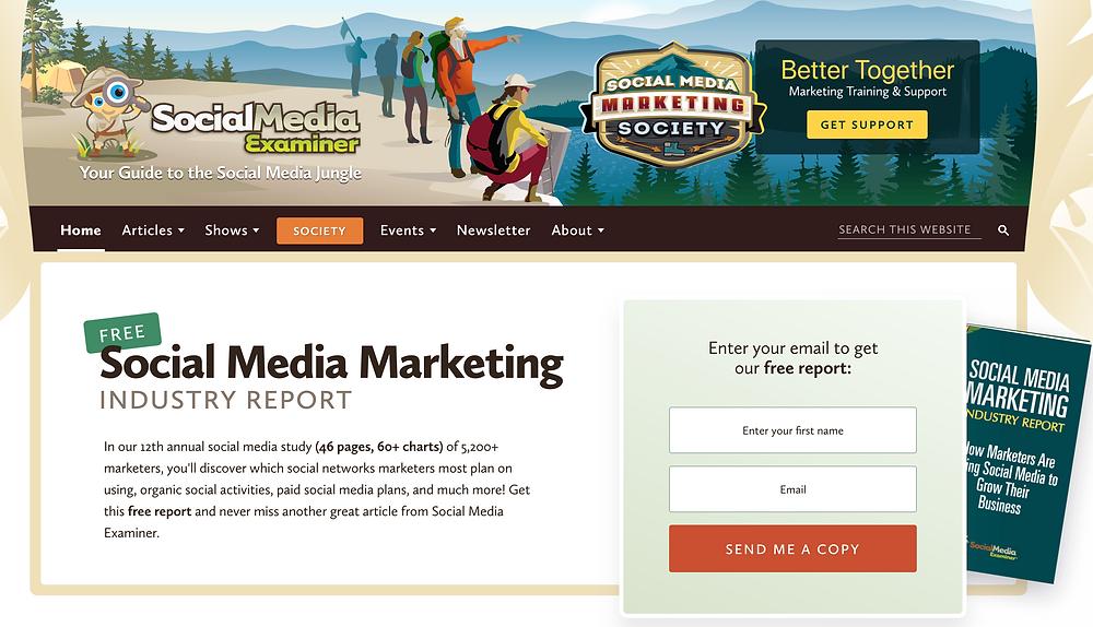 Social Media Examiner Social Media Blog