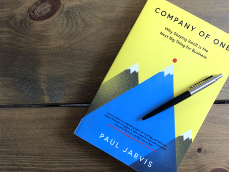 Book Review: Company of One