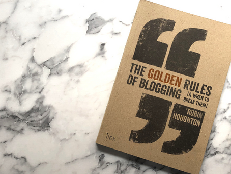 Book Review: The Golden Rules of Blogging