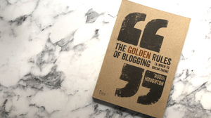 Golden Rules Blogging Book