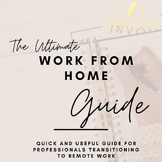 The Ultimate Work-From-Home Guide