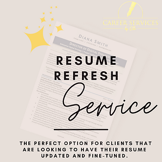 Resume Refresh Service