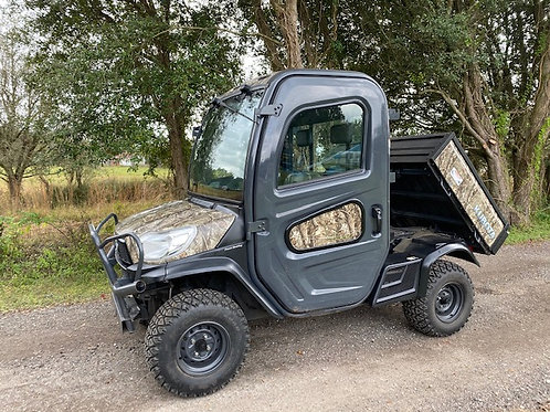2018 Kubota RTV1100 AC CAB