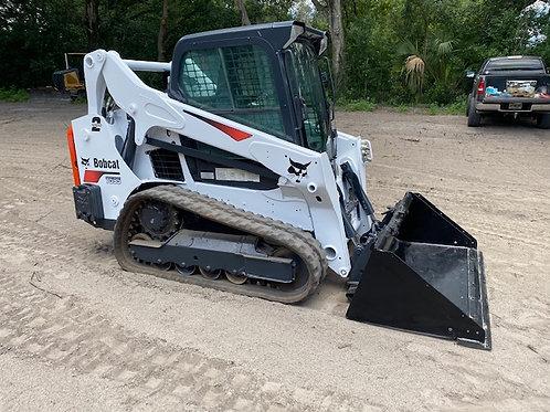 2018 Bobcat T595