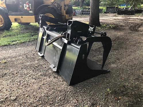 "Bobcat 80"" Industrial grapple"