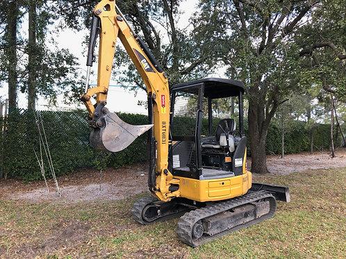 Cat 303 8000LB excavator