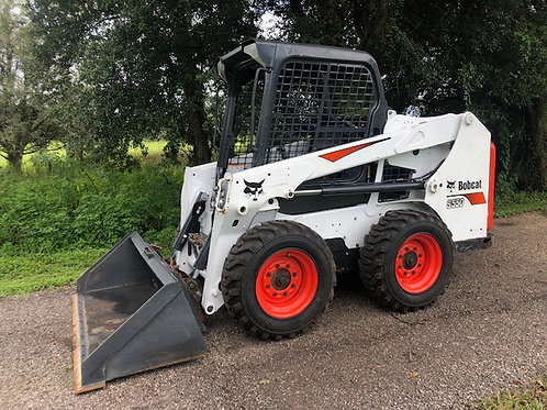 2018 Bobcat S550