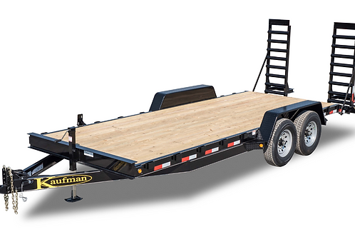 14,000 lb Equipment trailer