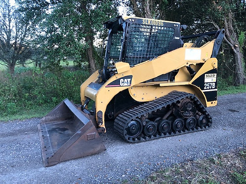 CAT 257B High Flow
