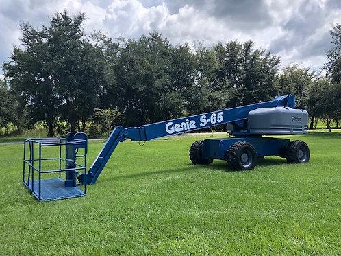 Genie S65 4X4 DIESEL