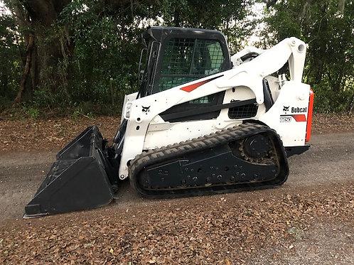 Bobcat T750 A/C CAB