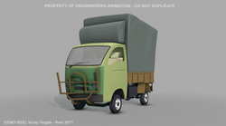Luggage Van