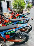 Benahavis Enduro motor tours