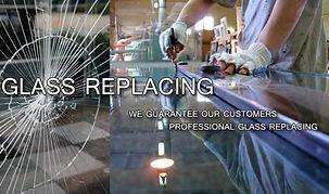 Benahavis glas vervangen