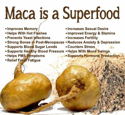 Get Your Maca On