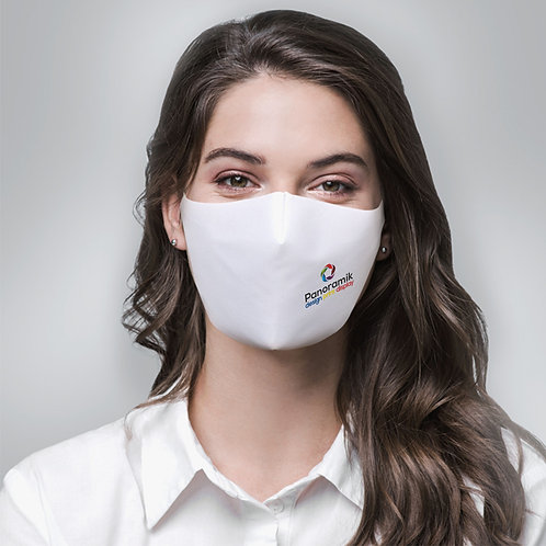 Printed Fabric Protective face masks