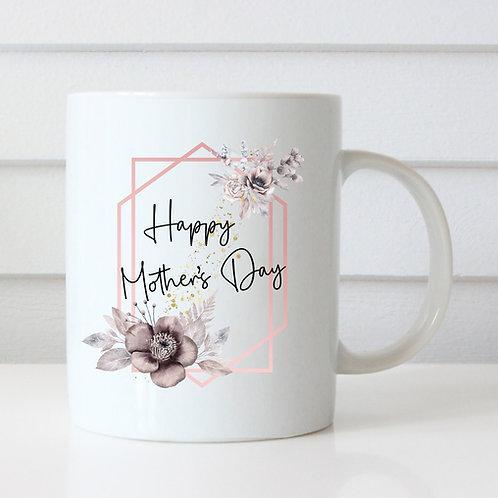 Mother's Day Mug + Free Coaster